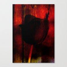 Venus Rose Red Canvas Print
