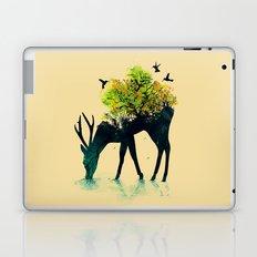 Watering (A Life Into Itself) Laptop & iPad Skin
