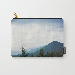 Atop Mt Mitchell Carry-All Pouch