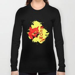 MEOW! Long Sleeve T-shirt