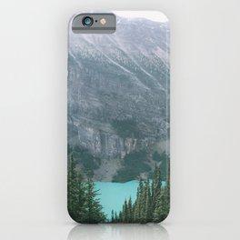 Lake Louise II iPhone Case
