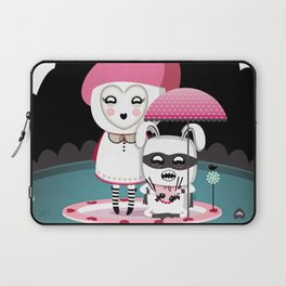 Super Tofu Boy and Sweet Sweet Tofu Laptop Sleeve