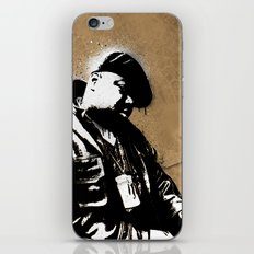 The Notorious B.I.G. - Biggie Smalls iPhone & iPod Skin