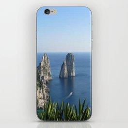 I Faraglioni di Capri iPhone Skin
