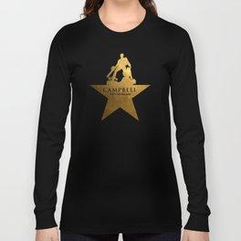 Hail To The King, Baby! Hamilton Parody Long Sleeve T-shirt