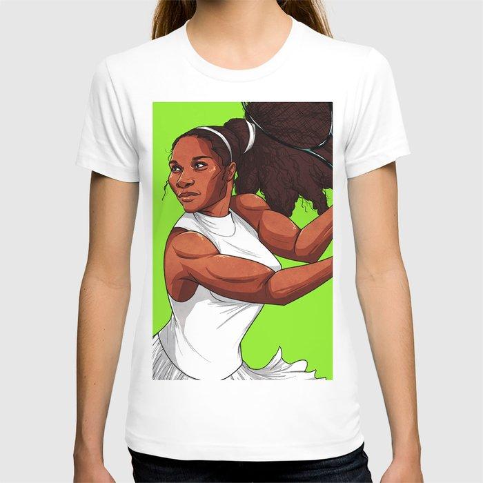 Queen Serena T-shirt