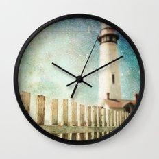 Guide Me Home Wall Clock