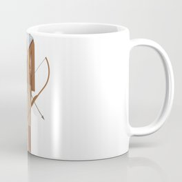 District Fighting Sci-Fi Film Costume Minimal Sticker Coffee Mug