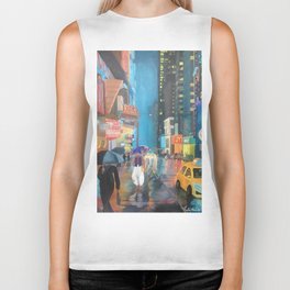Agrabah, New York Biker Tank