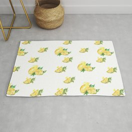 When Life Gives You Lemons Rug