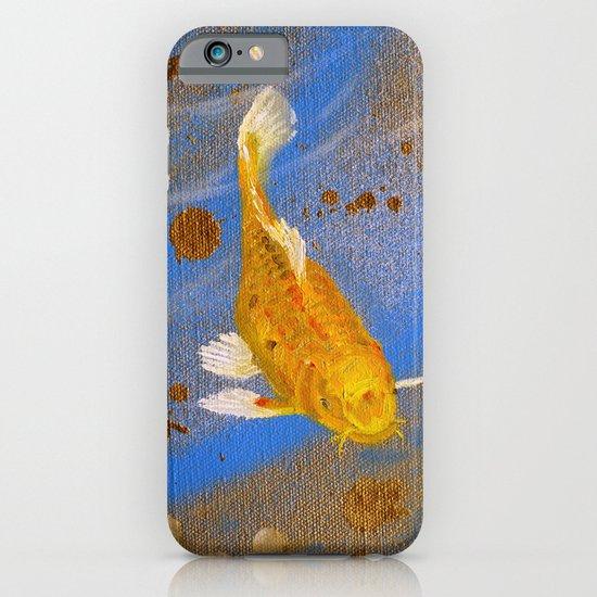 Pair of Golden Koi iPhone & iPod Case