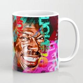 Eddie Murphy Painted Coffee Mug