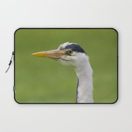 The Watchful Heron Laptop Sleeve