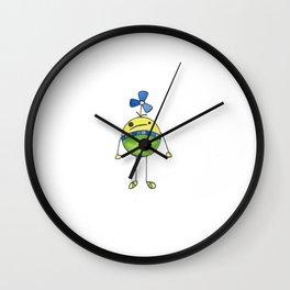 Mr. Humpty Wall Clock