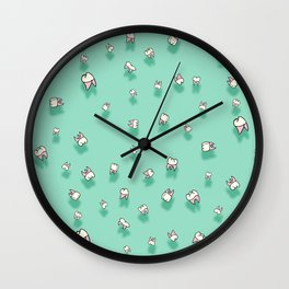 Compulsive Wall Clock