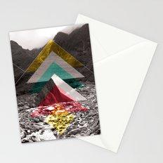 Sojourn series - Fox Glacier  Stationery Cards