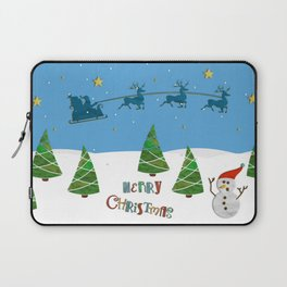 Christmas motif No. 1 Laptop Sleeve