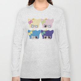 SUCHPLUSHSEWWOW CHIBI #1 Long Sleeve T-shirt