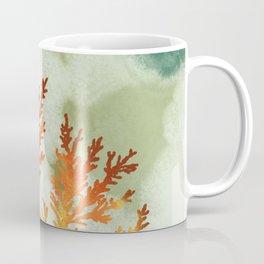 Sandstone Fossils Coffee Mug