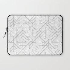 Geometric Camo Laptop Sleeve