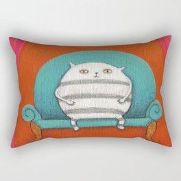 Mr. Big Rectangular Pillow