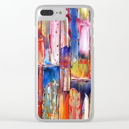 Better With Age Clear iPhone Case