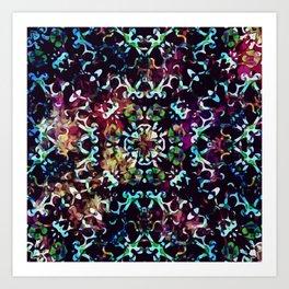 Gypsy Universe Art Print