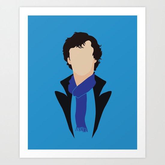 1 Sherlock Holmes Art Print