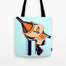Tin Man Tote Bag