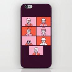 Bill x Wes iPhone & iPod Skin