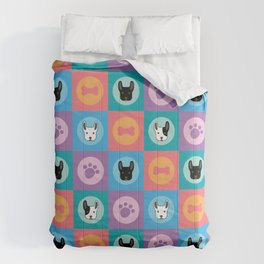 Frenchies Comforters