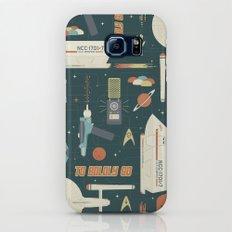 To Boldly Go... Galaxy S6 Slim Case