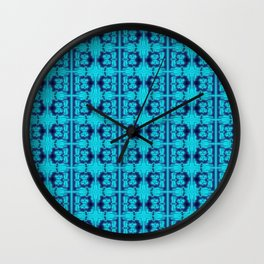 i - pattern 2 Wall Clock