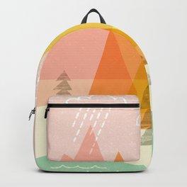 Raindrop Valley Backpack