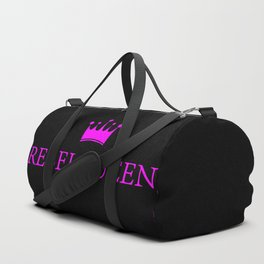 Rebelqueen Duffle Bag