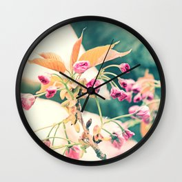 Welcome to Spring Wall Clock