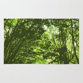 In The Trees Rug