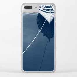 Row Row Row Your Boat Clear iPhone Case