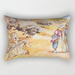 women's distractions Rectangular Pillow