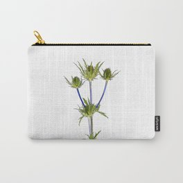 Thistle Cartoon Carry-All Pouch