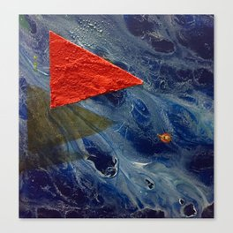 Float On to Freedom Canvas Print