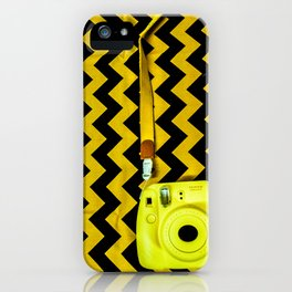 Instant Happiness iPhone Case