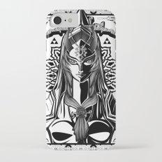 Legend of Zelda Midna the Twilight Princess Line Work iPhone 7 Slim Case
