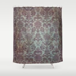Damask Vintage Pattern 12 Shower Curtain
