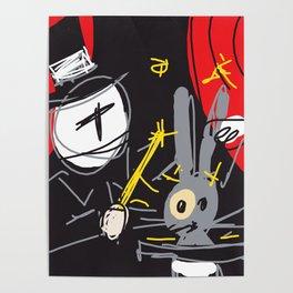 Magic Trick Poster