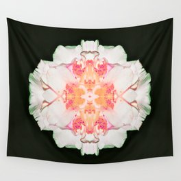 Botanical Abstract Wall Tapestry