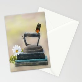 Ironing Day Stationery Cards