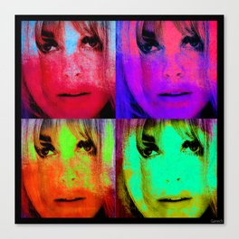Sharon Tate Canvas Print