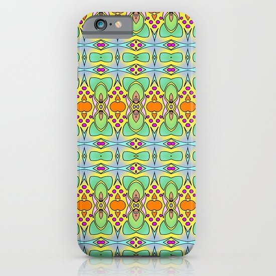Bananas, Tangerines and Pistache! iPhone & iPod Case