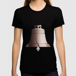 Liberty Bell With Crack T-shirt